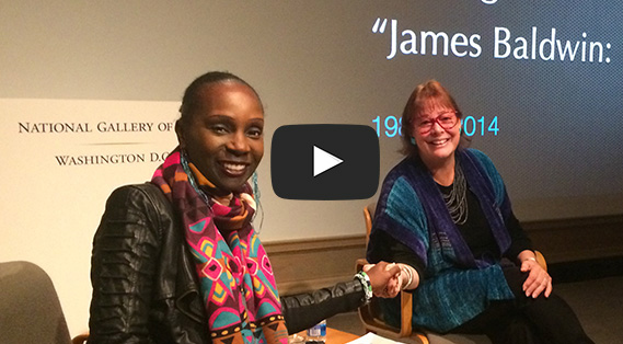video of aisha karefa-smart, karen thorsen, douglas dempsey at national gallery of art