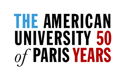 american university of paris logo