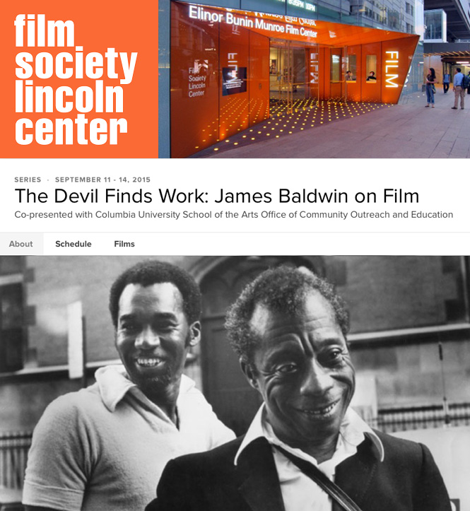 "film society of lincoln center presents ""The Devil Finds Work"" film series"