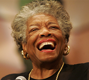 Dr. Maya Angelou, Scholar/Advisor - James Baldwin Transmedia Project