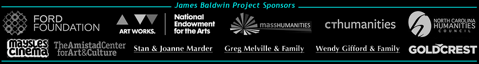 james baldwin project sponsors