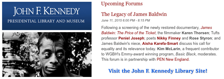 John F. Kennedy Presidential Library Event, June 11, 2015