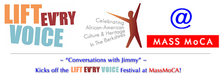 James Baldwin film at Lift Ev'ry Voice Festival opens MassMoCA, North Adams, MA