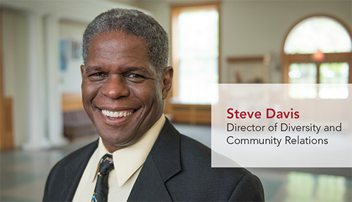 steve davis director of diversity pomfret school