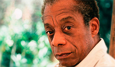 james baldwin photo